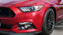 2017 Ford Mustang Performance Parts