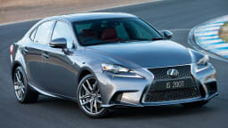 2016 Lexus IS: New Engines Including AWD 300 V6 And Turbo 200t