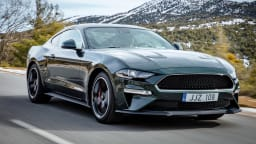 Report: Ford Mustang could become all-wheel-drive hybrid