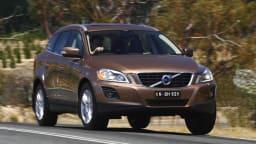 2010 Volvo XC60 Range Model Information