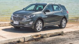 2018 Holden Equinox - Price And Features For Australia
