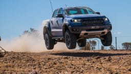 Ford Ranger Raptor put to the ultimate test