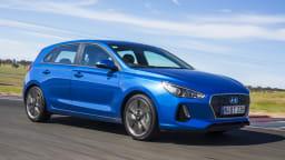 Drive 2017 Best Small Car Hyundai i30 SR