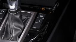 Drive Car of the Year Best Dual Cab Ute 2021 finalist Isuzu D-Max gear shift close-up