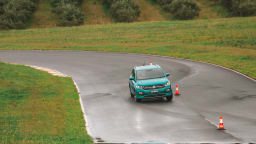 Drive Car of the Year Best Light SUV 2021 finalist Volkswagen T Cross driven on road circuit