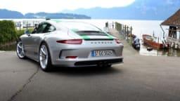 Porsche 911 R feature