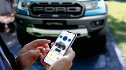 Ford Pass Connect unlocks hi-tech features using your phone