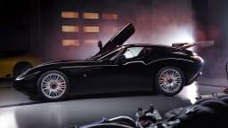 Zagato Mostro Revealed For Concorso d'Eleganza Show