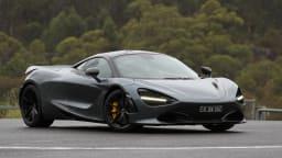 2018 McLaren 720S new car review