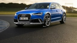 Audi RS 6 Allroad - New China-Only AWD Performance Wagon On The Way?