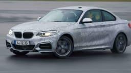 BMW Drifts Autonomous Tech At Consumer Electronics Show: Video