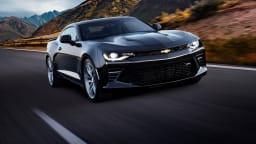 Chevrolet Camaro 2018 new car review