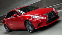 2015 Lexus IS200t first drive review
