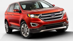 2015 Ford Edge Revealed: Is This Australia's New Territory?