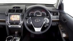 2011 Toyota Camry.