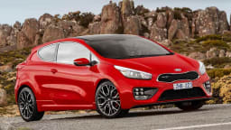 Kia Pro Cee'd GT used car review