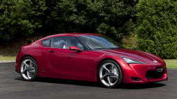 Toyota FT-86 Rear-Driven Entry-Level Sports Car Postponed To 2013: Report