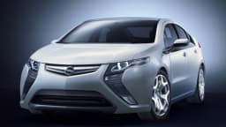 Holden's Upcoming Volt Is Europe's 2012 Car Of The Year
