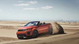 Range Rover Drops The Top On Evoque Convertible For Australia