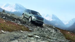 Off Road Conquering SVX Version Of Next-Gen Land Rover Discovery Planned