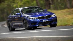 BMW's new M5 represents a return to form for the brand.
