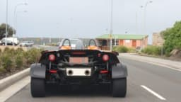 2017 KTM X-Bow new car review