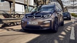 Battery boost for BMW i3