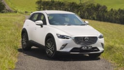 Mazda's CX-3 blends good road manners with strong ownership credentials.