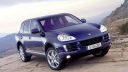 Porsche Cayenne hybrid and diesel