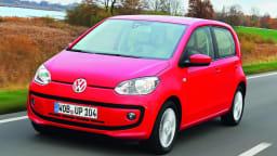 Volkswagen Up Gets CNG-fuelled Eco Model For Europe