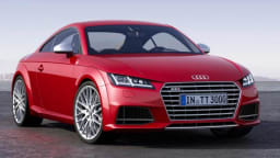 New generation Audi TT coupe has been revealed at the 2014 Geneva motor show.