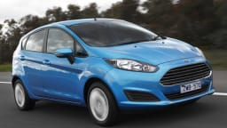 2013 Ford Fiesta Review: Trend and Ambiente