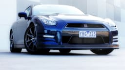2011 Nissan GT-R Review