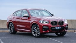 BMW X4 M40i 2018 Review