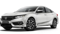 Honda pumps up Civic with new Luxe model