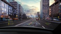 Hyundai debuts holographic AR
