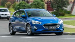 Ford Focus Trend 2019 new car review