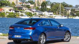 2018 Hyundai Sonata Premium.