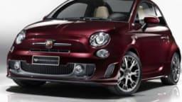 Fiat Abarth 695 maserati Edizione.