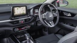 2018 Kia Cerato sedan