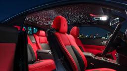 Rolls-Royce Wraith Black Series.