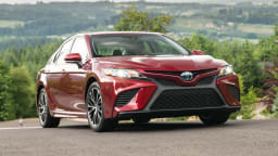 2018 Toyota Camry Overseas Preview Drive   Big Changes To The Camry Formula Mean Good Things For Aussie Buyers