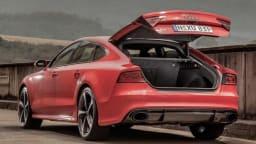Audi RS7 Sportback.