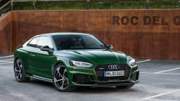 2018 Audi RS 5 - Price And Features For Australia