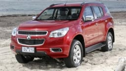 Capable: Holden's Colorado 7 is right at home off-road, but cannot execute the same manners where it truly matters.