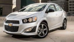 Chevrolet Sonic EV Aiming For 320 Kilometre Range: Report