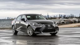 2017 Lexus IS 200t and IS 300h Review | Lexus Luxury Fronts Up With A Fresh Face