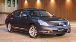 2009 Nissan Maxima.
