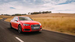 2017 Audi S4 Sedan.