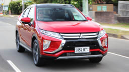2018 Mitsubishi Eclipse Cross Exceed She Says, He Says review